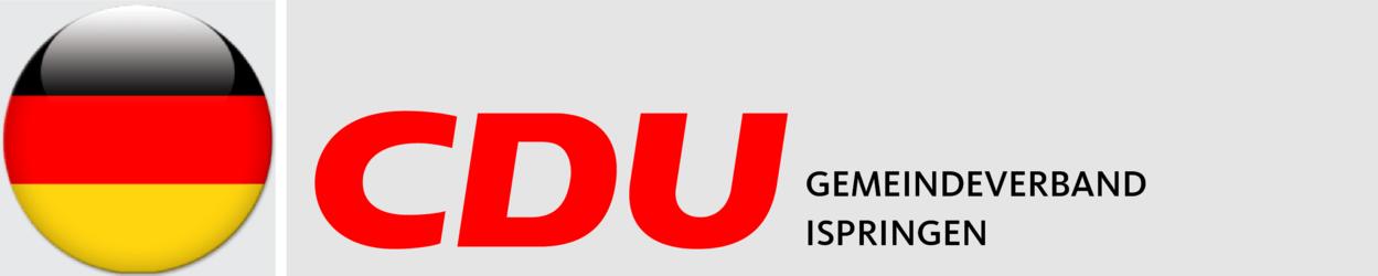 Logo von CDU Ispringen
